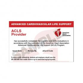 ACLS Classes Near Surprise AZ